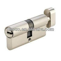 hot sale fire safe thumb turn iron door lock cylinder parts