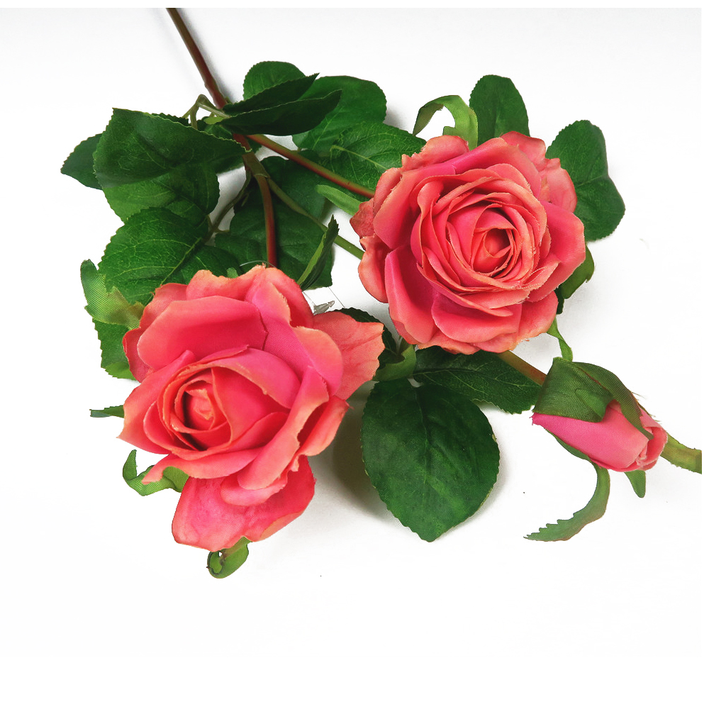 2017 New Design Artificial Wedding Table Centerpieces Rose Flowers