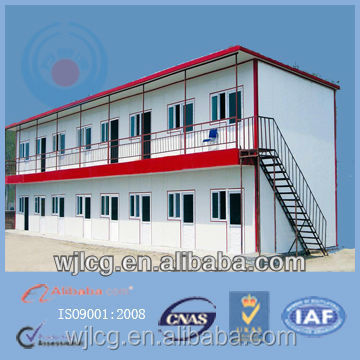 Provide high quality prefabricated houses for construction site