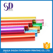2015 Worldwide Hot Sale For Paper, Plastic,Pvc Hot Stamping Foil For Paper