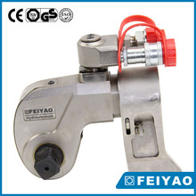 Steel square drive high performance durable hydraulic torque wrench