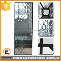 pictures stained glass door inserts