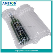 Factory Direct Sale China's bottle wine air inflatable packaging air bag suppliers