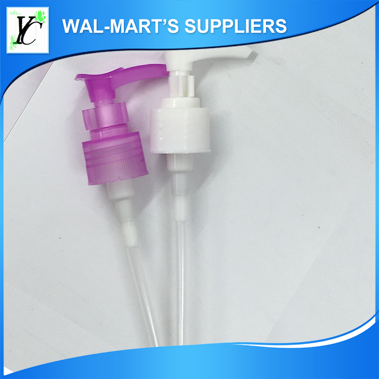 20mm / 24mm Plastic perfume spray pump head , cream pump made in China