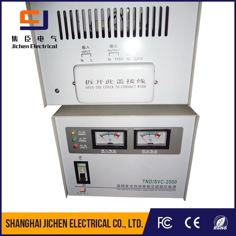 Manufacturer Supplier voltage stabilizer for air conditioner with Long Service Life