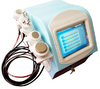 portable ultrasound machine for physical therapy Cavitation+Vacuum+RF type slimming machine