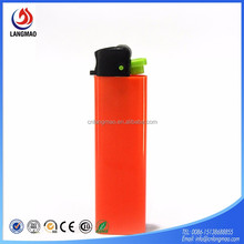Cheap refillable colorful disposable gas lighter