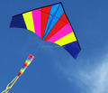 New design hot sale delta rainbow kite with factory price