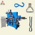 Hydraulic Wire strapping Belt Hook Buckle Forming Machine