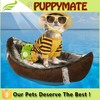 New design durable pirate vessel shape pet bed/cat beds/dog beds
