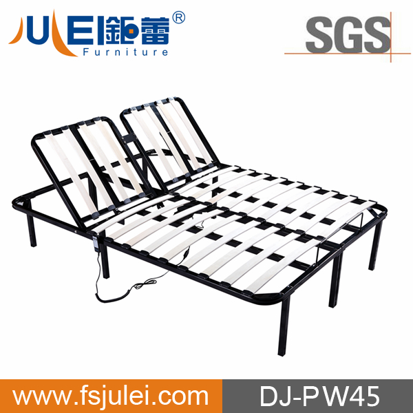 Metal Foldable Head Up Adjustable Bed