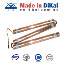Chemical Earthing Copper Grounding Earth Rod