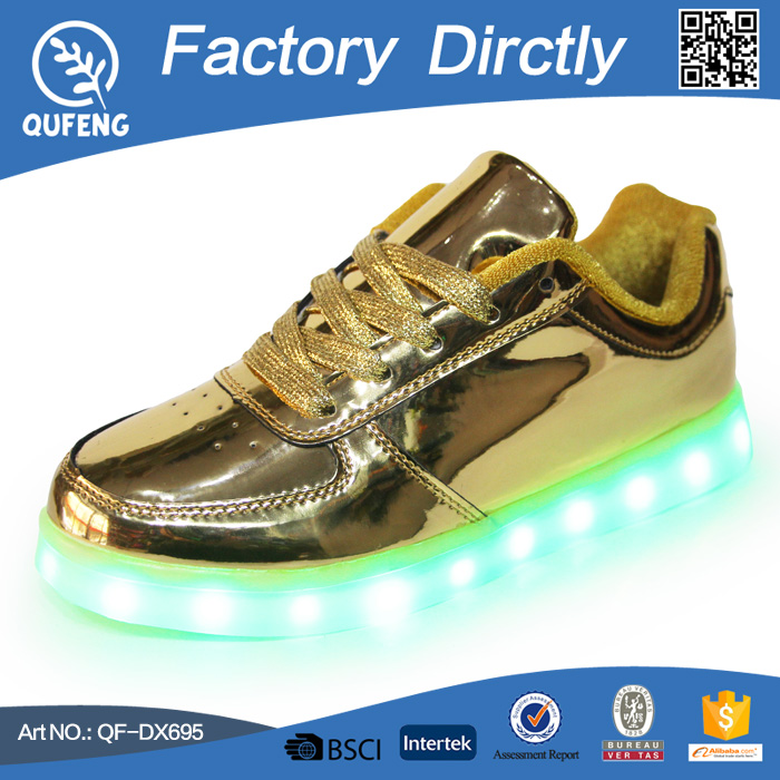 wholesale fashion new hot sale whole sale led shoes