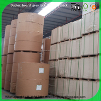 Paper For Sale guangzhou Paper Mill For Duplex Board With Mixed Pulp