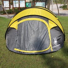 STAR HOME New Waterproof Outdoor mosquito garden Camping easy pop up tent trailer