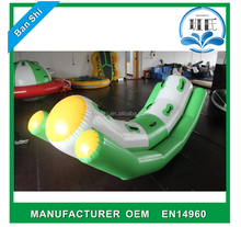 Wholesale price aqua park inflatable water toy inflatable water totter
