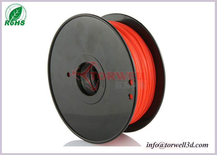 1.75mm glowing in dark ABS plastic filament for 3D pen
