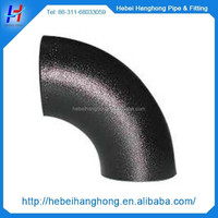 class 3000 carbon steel gas pipe fittings 90 degree elbow