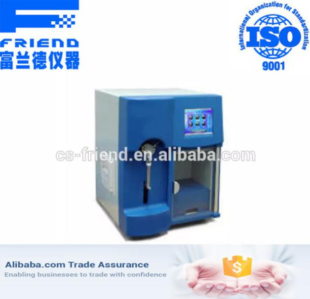 Digital Liquid Particle Counter for lubricant oil transformer oil testing equipment