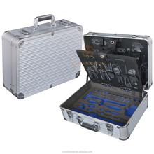 Customized aluminum tool box aluminum metal hard case tool case tool organizer equipment case