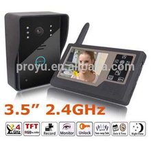 Waterproof Long Distance Room to Room Wireless Video Intercom System