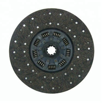 Suppliers direct selling clutch assembly plate 255mm clutch disc