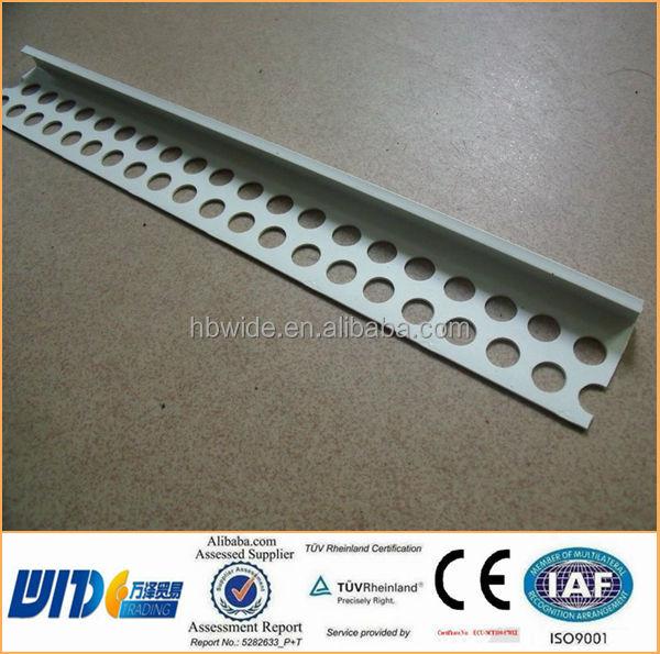 Stainless Steel Corner Bead : Expanded corner angle bead metal guard drywall