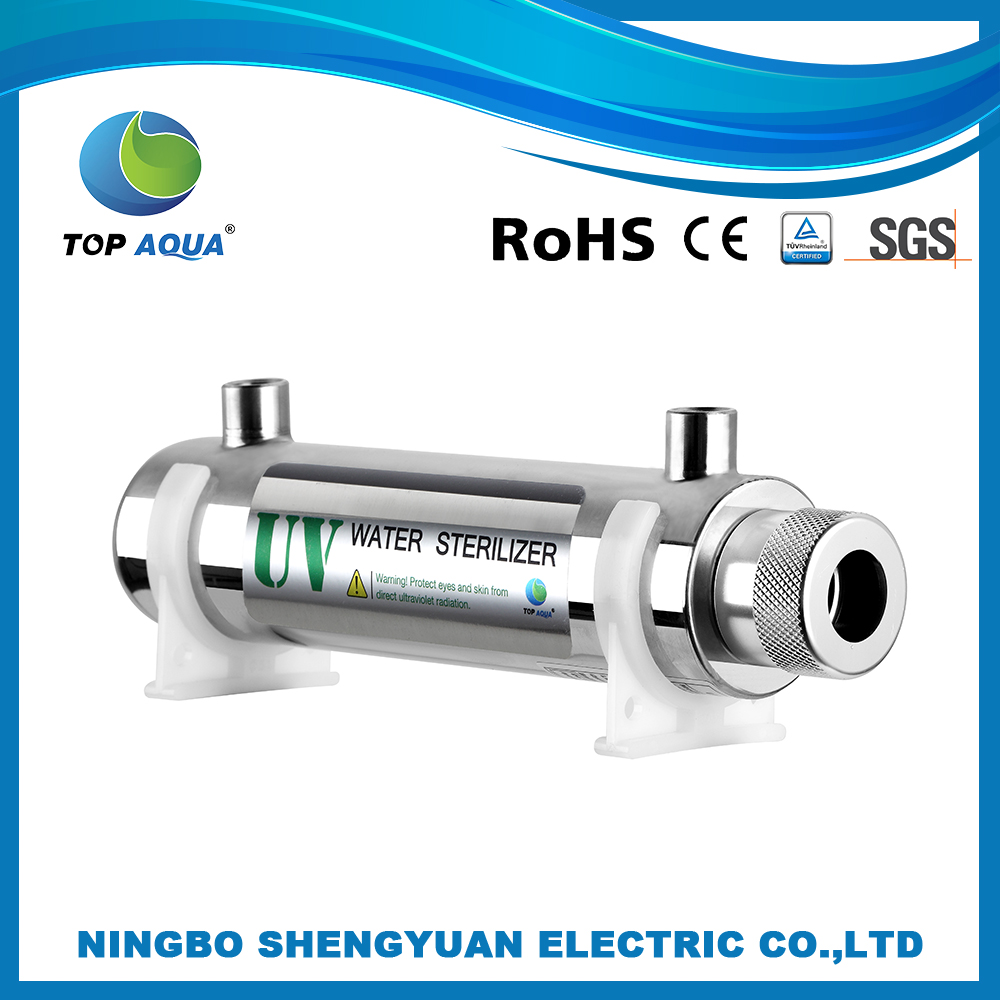 RO Water Purifier 6W 2GPM for home