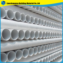 Good price large diameter pvc pipe for waste water sewage pipe