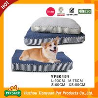 Cute Design!!! Wholesale Cheap High Quality Popular Denim Dog Bed