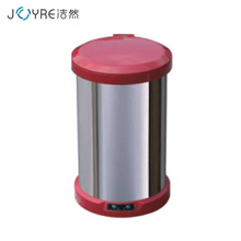 18L foot sensor garbage trash bin as the waste recycling machinery