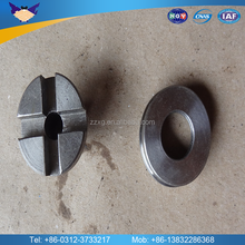 ODM/OEM cnc high precision aluminium casting ranger boat trailer parts sheet metal fabrication with bending grinding welding