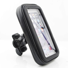 Wholesale Waterproof Bike cycling Front Frame Bag Mobile Phone Holder