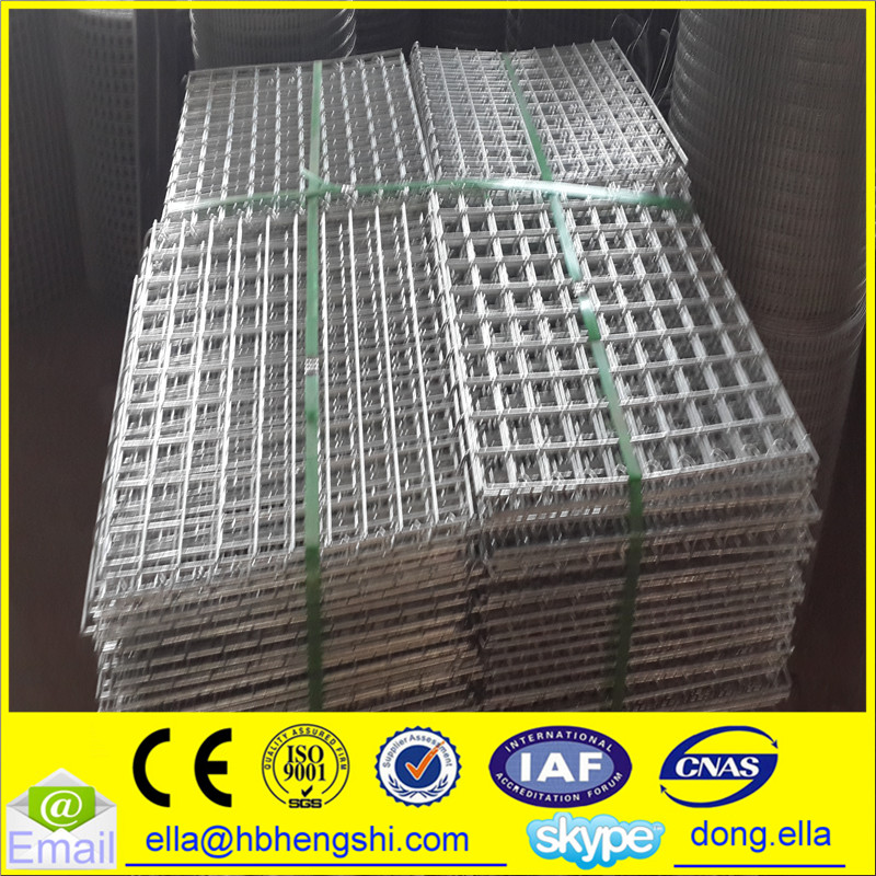 manufacture stainless steel Low price Gabion Box/welded gabion