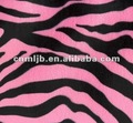 100% polyester animal pattern printed textile fabirc