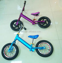 BIGBANG kids mini balance bicycle toy no pedal Balance bike for children wholesale