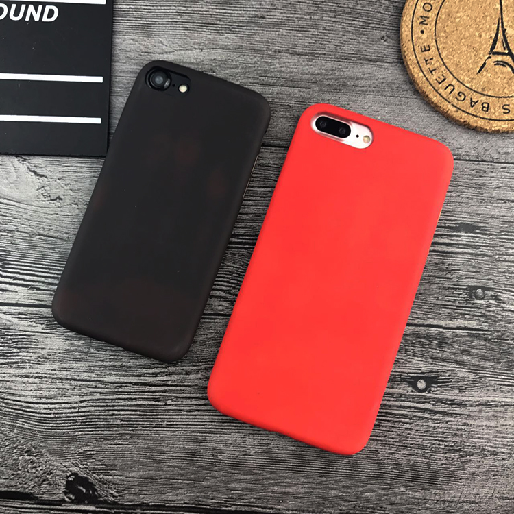 Temperature Sensitive Heat Sensor Phone Cover Thermal Changing Color Leather Cell Phone Case For iPhone 6 7 8 Plus X XS Max XR