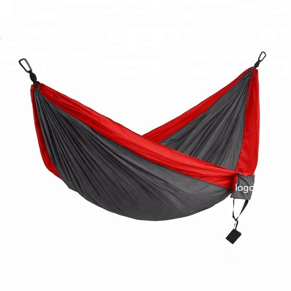 "Woqi hammock with Tree Strap,Strong Ripstop Nylon Camping Hammock,Travel Parachute Hammock for hiking 55"" <strong>W</strong> x 108"" L"