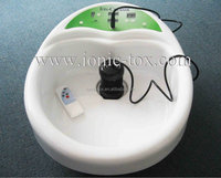 Hot hot hot Massage function 2015 new items electric foot massager detox ion foot machine