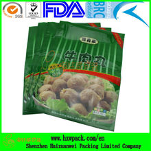 frozen meatball packing food product packaging