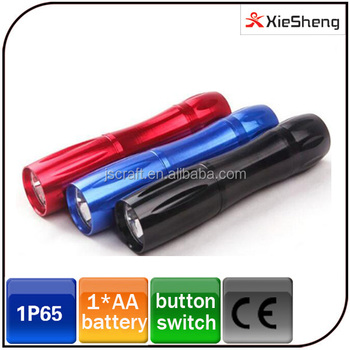 Hot Sale 4 Color Power By Aa Battery Mini Promotional Led ...