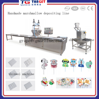 KT-10 Small Candy Shop Marshmallow Candy Making Equipment