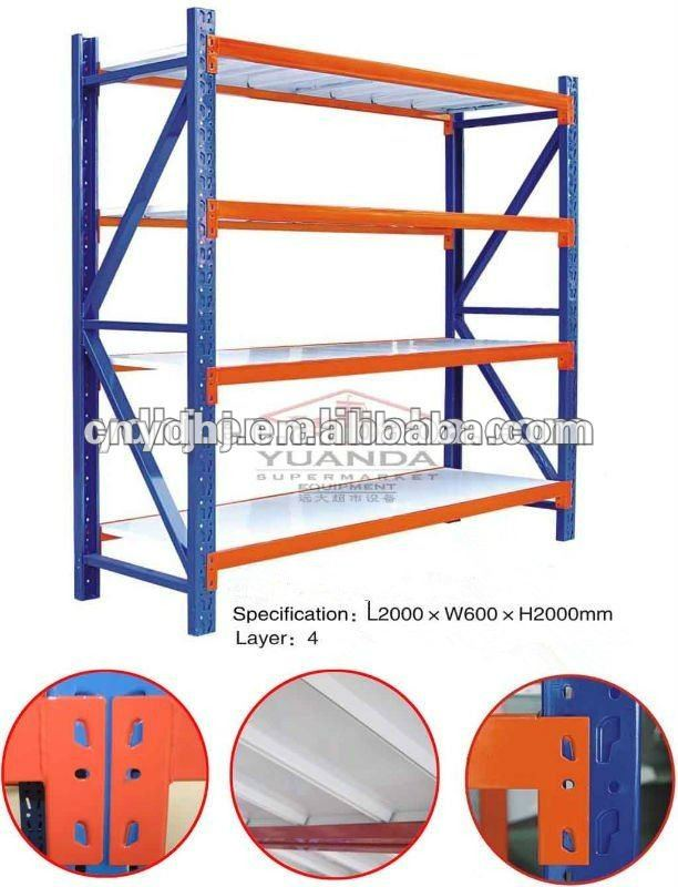 Yuanda Warehouse Shelving Unit Of Middle Duty YD-0022