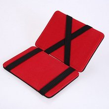 Fashion Magnet Wallet Custom Wallet With Suitable Material For People