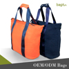 Promotional OEM Fashion Tote Shopping Shoulder Bags