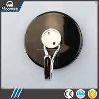 New Wholesale hot sell nickel pure strong magnet hooks