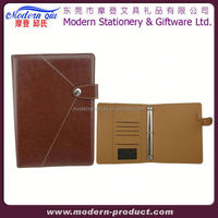 office supply 2014 cheap leather journal