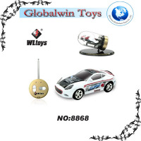 Super Fancy !! wl 8868 1:63 rc car metal rc hobby mini racing car with fancy packing wl toys plastic mini van car