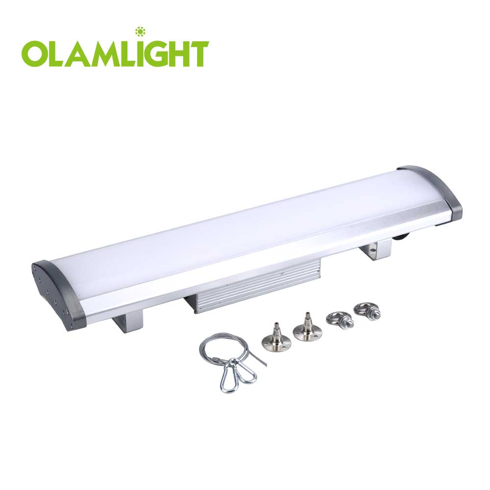 High Lumen High Bay Linear Light 200W IK10 IP65 LED Tri-Proof Light,TUV GS CE CB