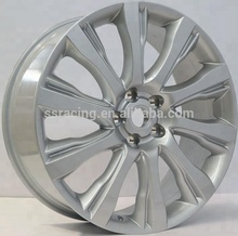 "21"" silver machined 4x4 forged replica wheels for"
